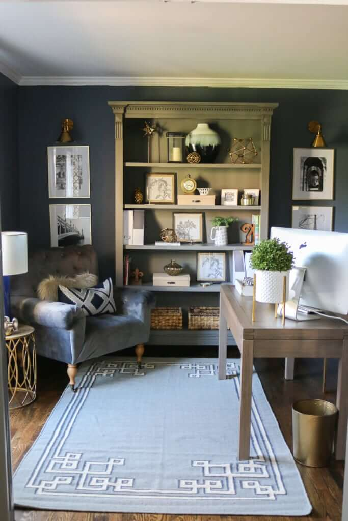 Cool, Classy, and Chic Cozy and Comfortable Home Office