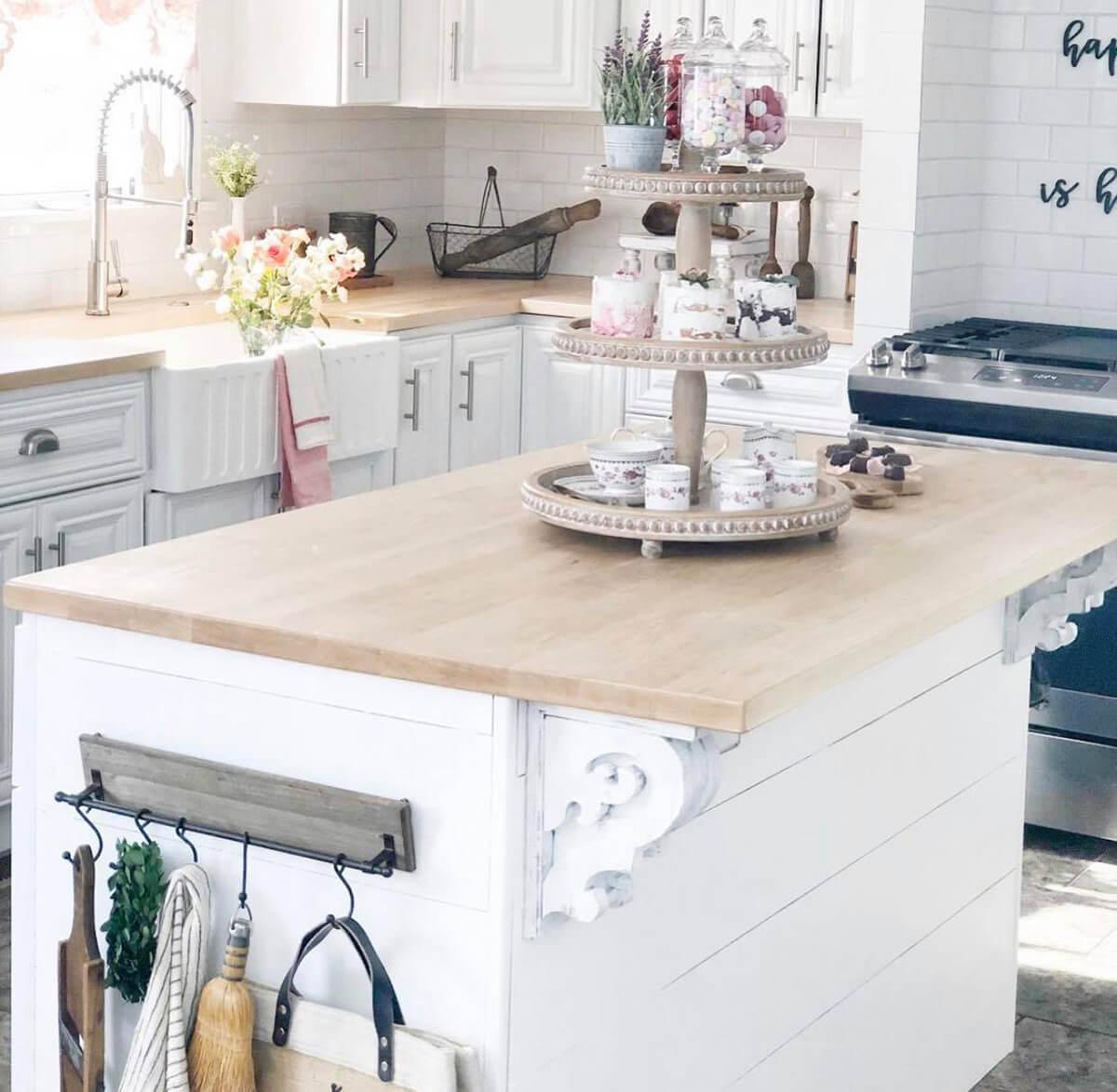 12+ Best Farmhouse Kitchen Decor and Design Ideas for 12