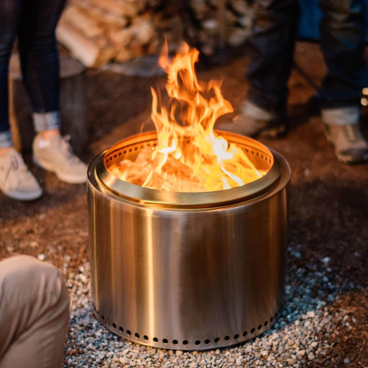 Solo Stove Metal Bonfire Pit