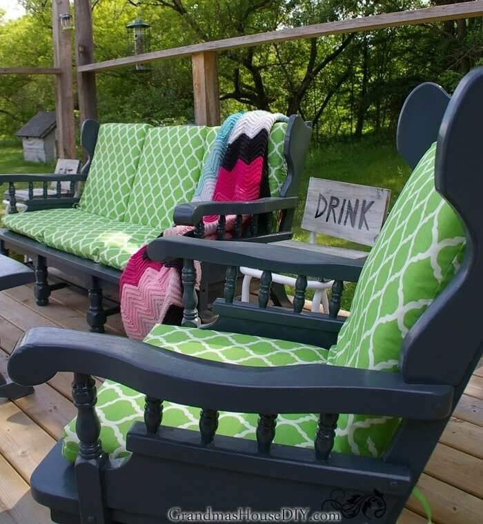 Color Outdoor Patio Options