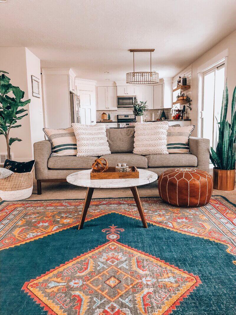 Versatile Sofa Fits Into Any Room