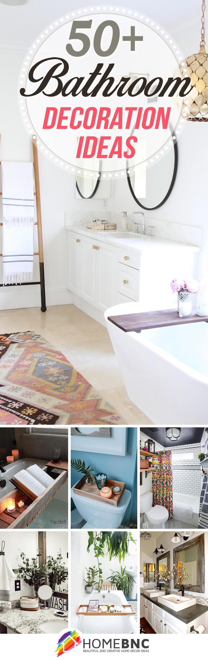 50 Best Bathroom Decor Ideas And