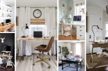 Best Farmhouse Home Office Designs