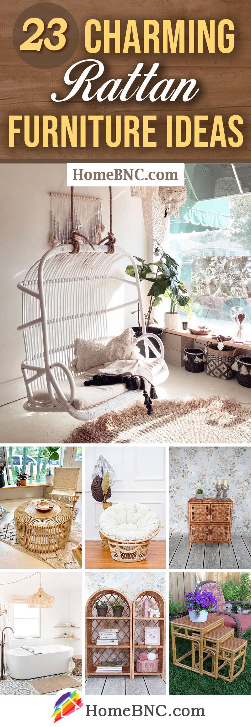 Best Rattan Furniture Ideas