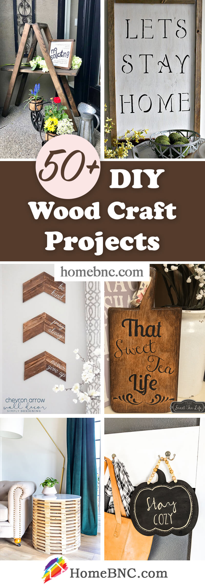 DIY Wood Craft Projects