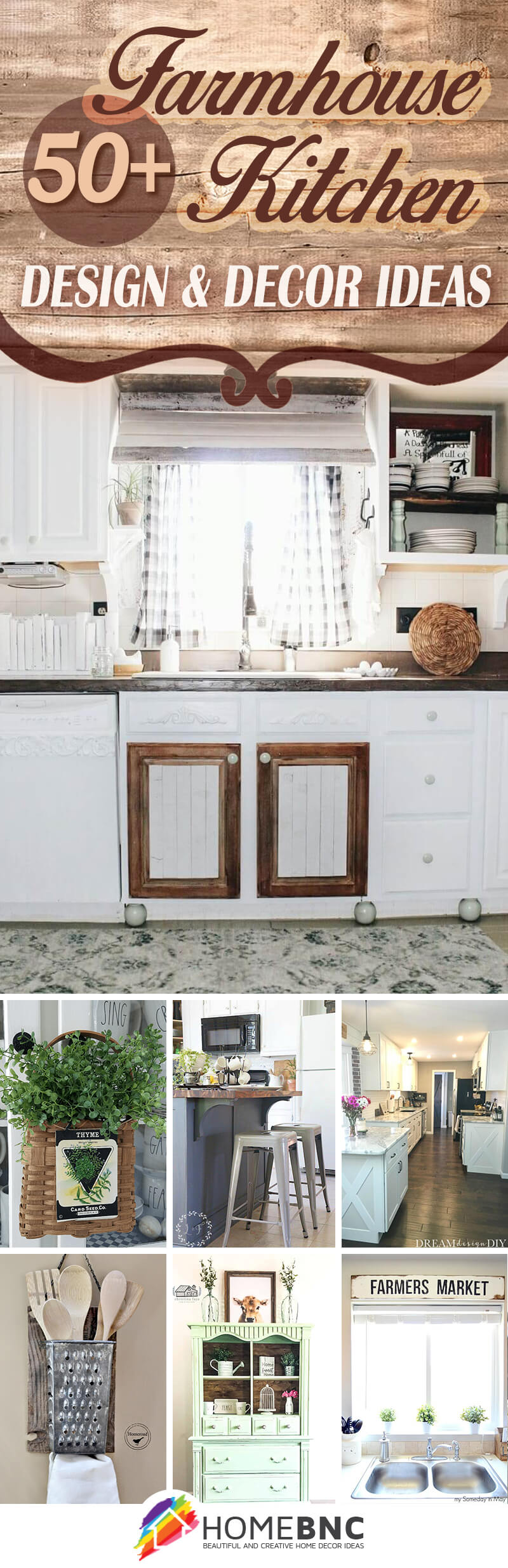 50 Best Farmhouse Kitchen Decor And Design Ideas For 2020