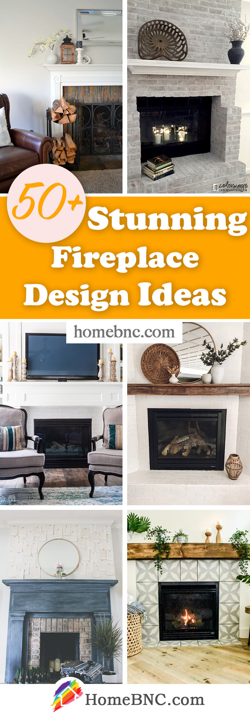 Best Fireplace Designs