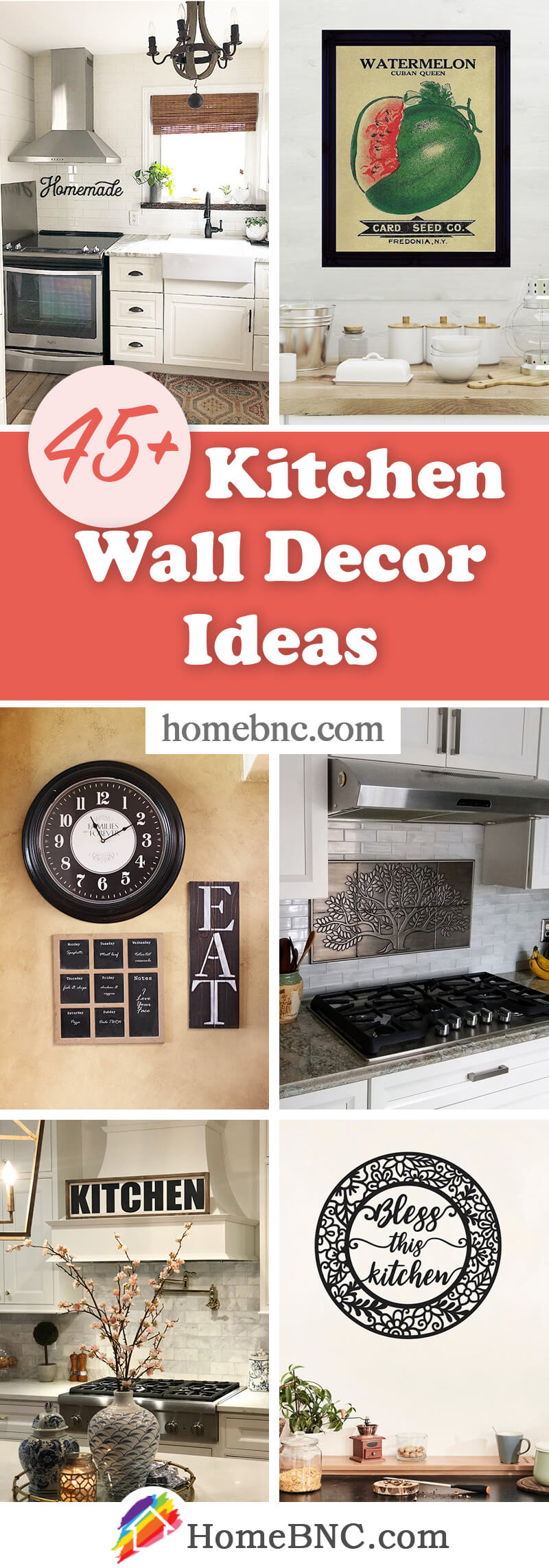 Kitchen Wall Decorations