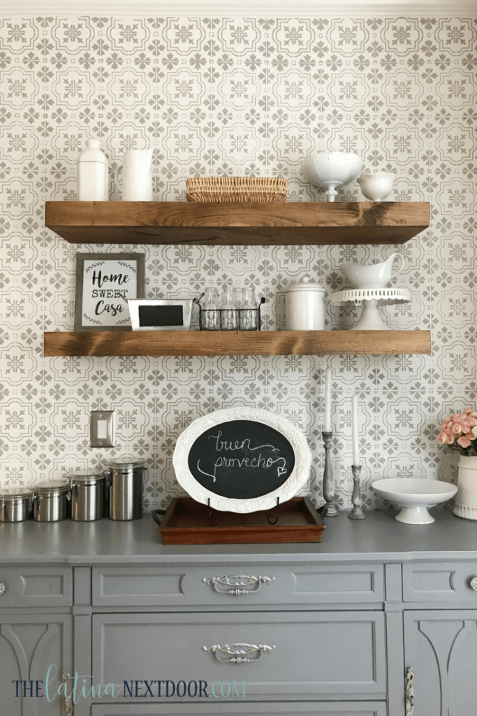 Gorgeous Grains Thick Wooden Floating Shelves