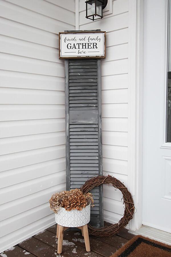 Make It Door Greeter, Not Floor Greeter