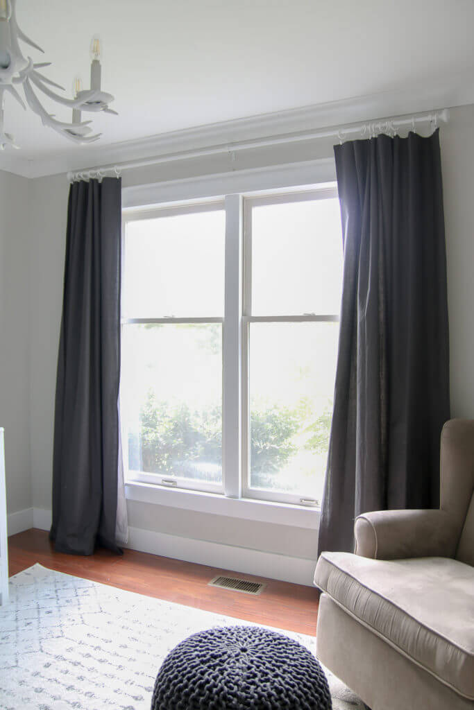 Easy Blackout Liners for Curtains