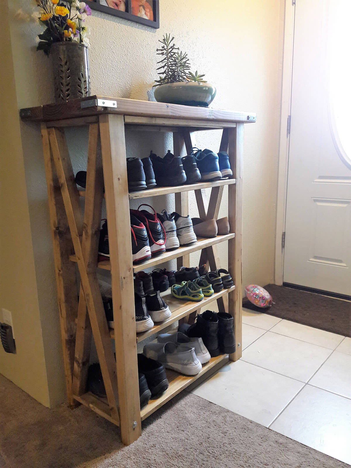 Picture of: 19 Best Entryway Shoe Storage Ideas And Designs For 2020