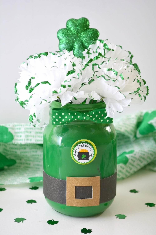 Luck o' the Irish Leprechaun Table Pieces
