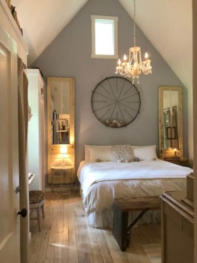 Repurposed Doors and Fan Plate Farmhouse Decor