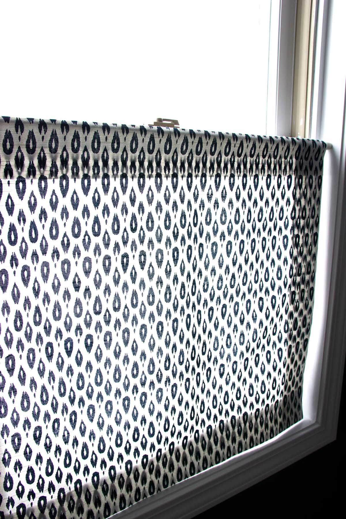Effortlessly Attractive No-Sew Privacy Curtains