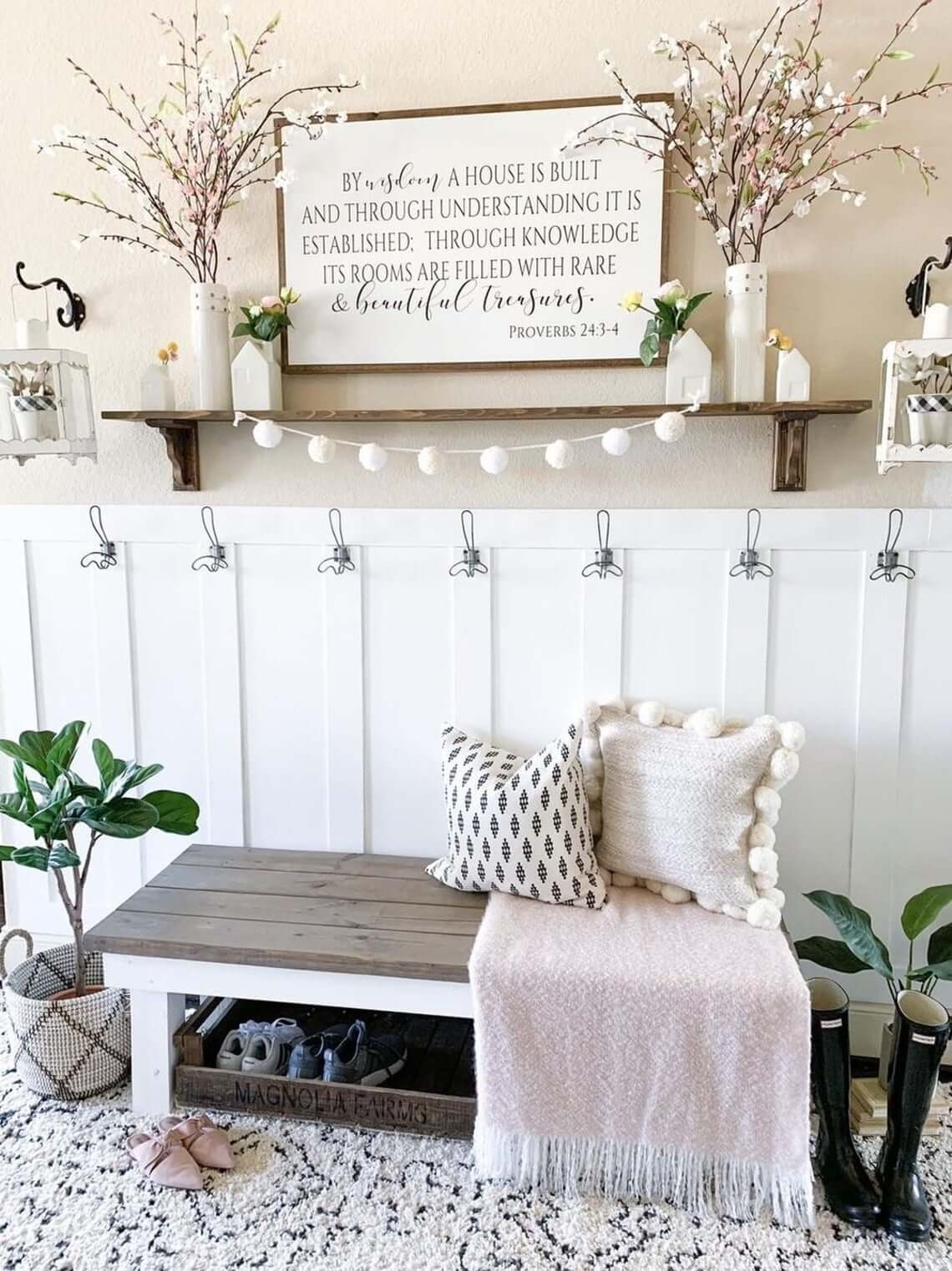 Peaceful Tranquility Eased into Your Home