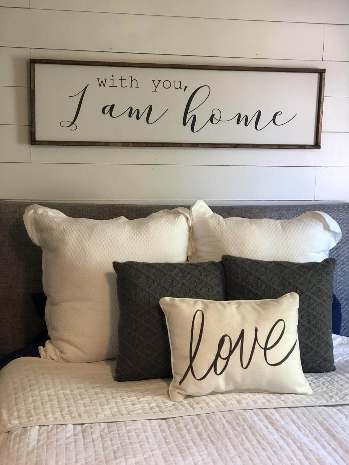 Love Your Home Cozy Farmhouse Bedroom