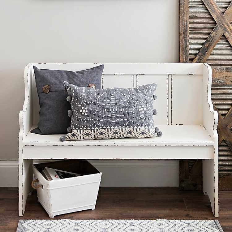 Shabby Chic and Rustic White Charm