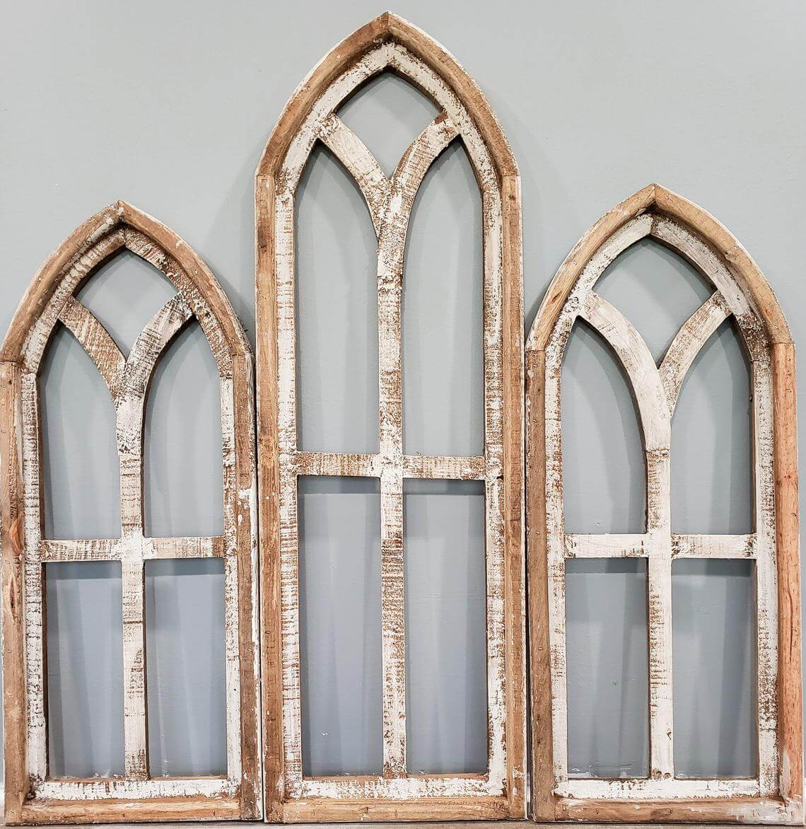 Charming Church Window Inspired Wall Art