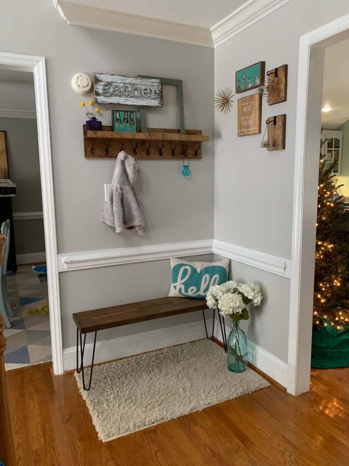 Cozy Corner Gathering Entryway Nook