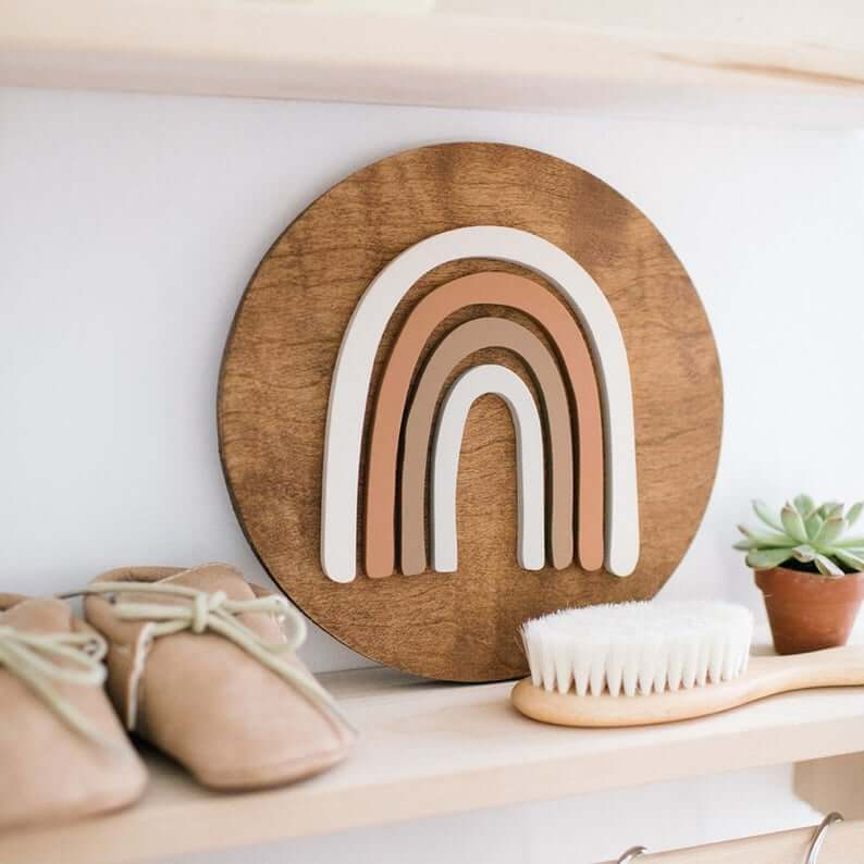 Going Natural Nursery Accents