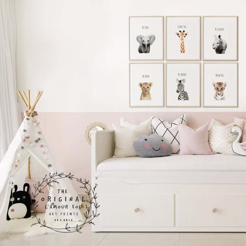 Let Your Nursery Be Inspired