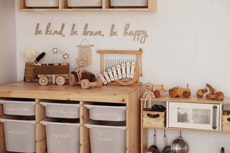 Gorgeous and Generously Sized Storage Solutions