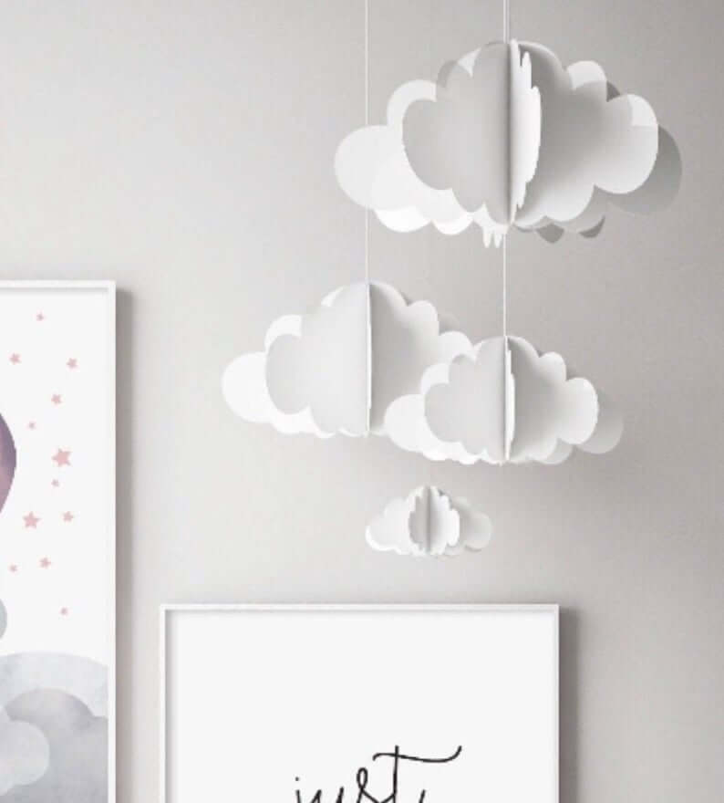 Reimagining a Mobile for the Nursery