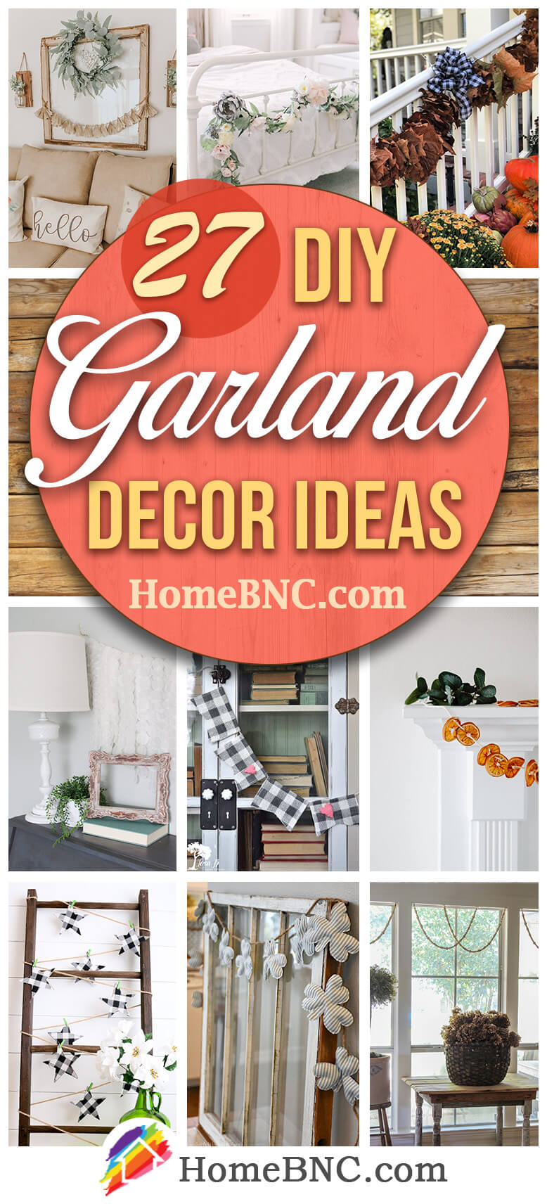 27 Best Diy Garland Decor Ideas To Give Your Home A Pretty Look In 2021