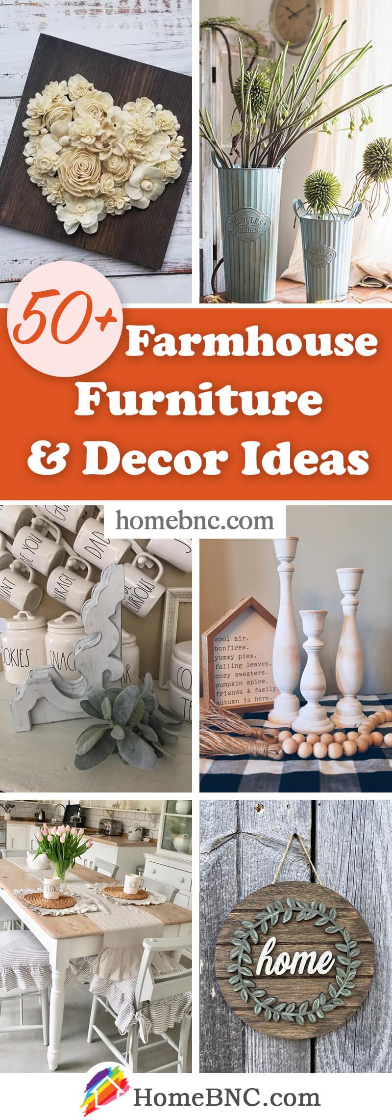 Farmhouse Furniture and Decorations
