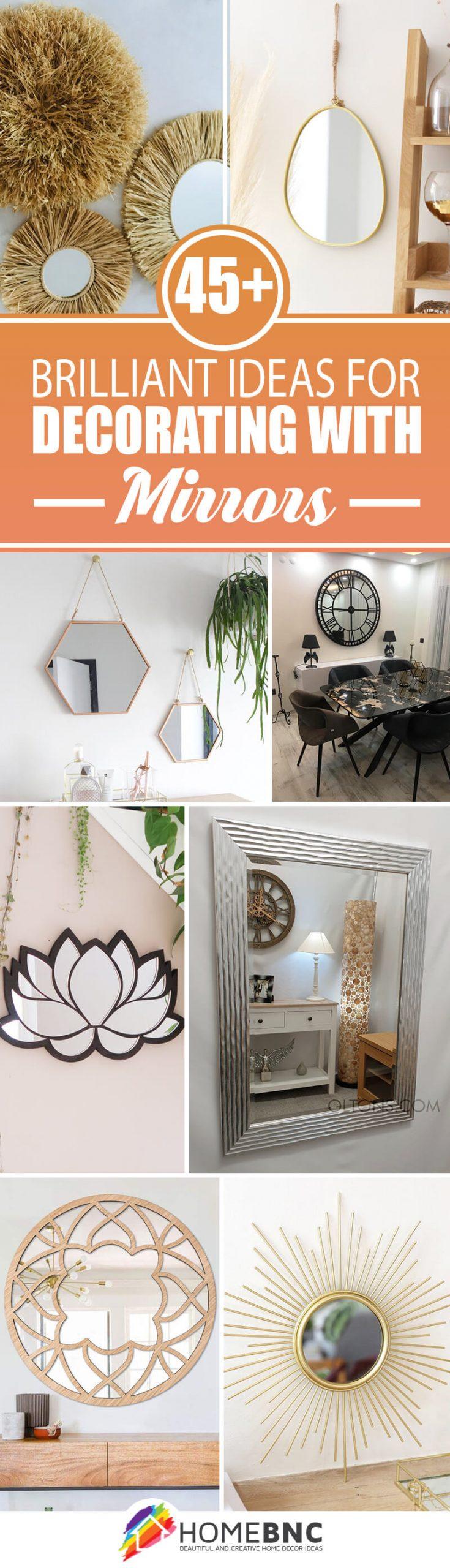 Mirror Decoration Ideas