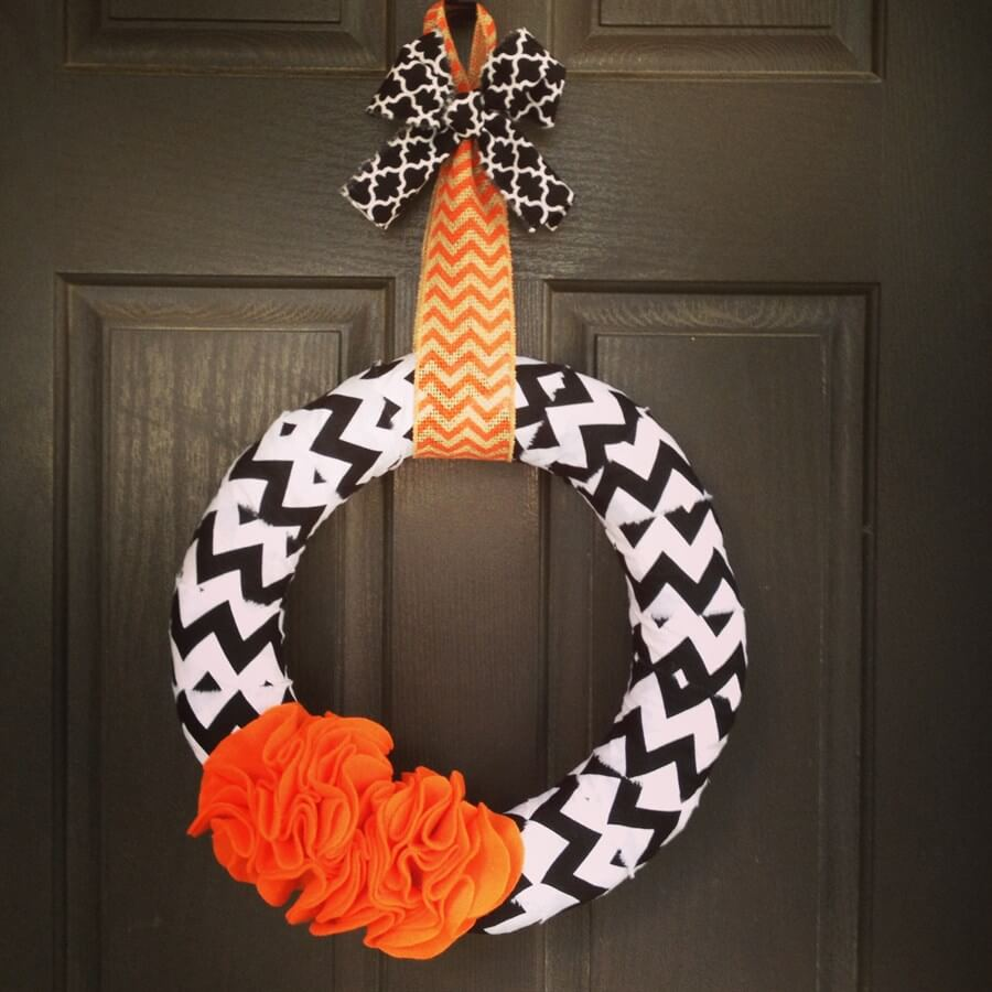 Orange Is The New Black Wreath