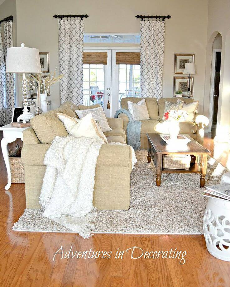 Cuddle Up With Inviting and Friendly Neutrals