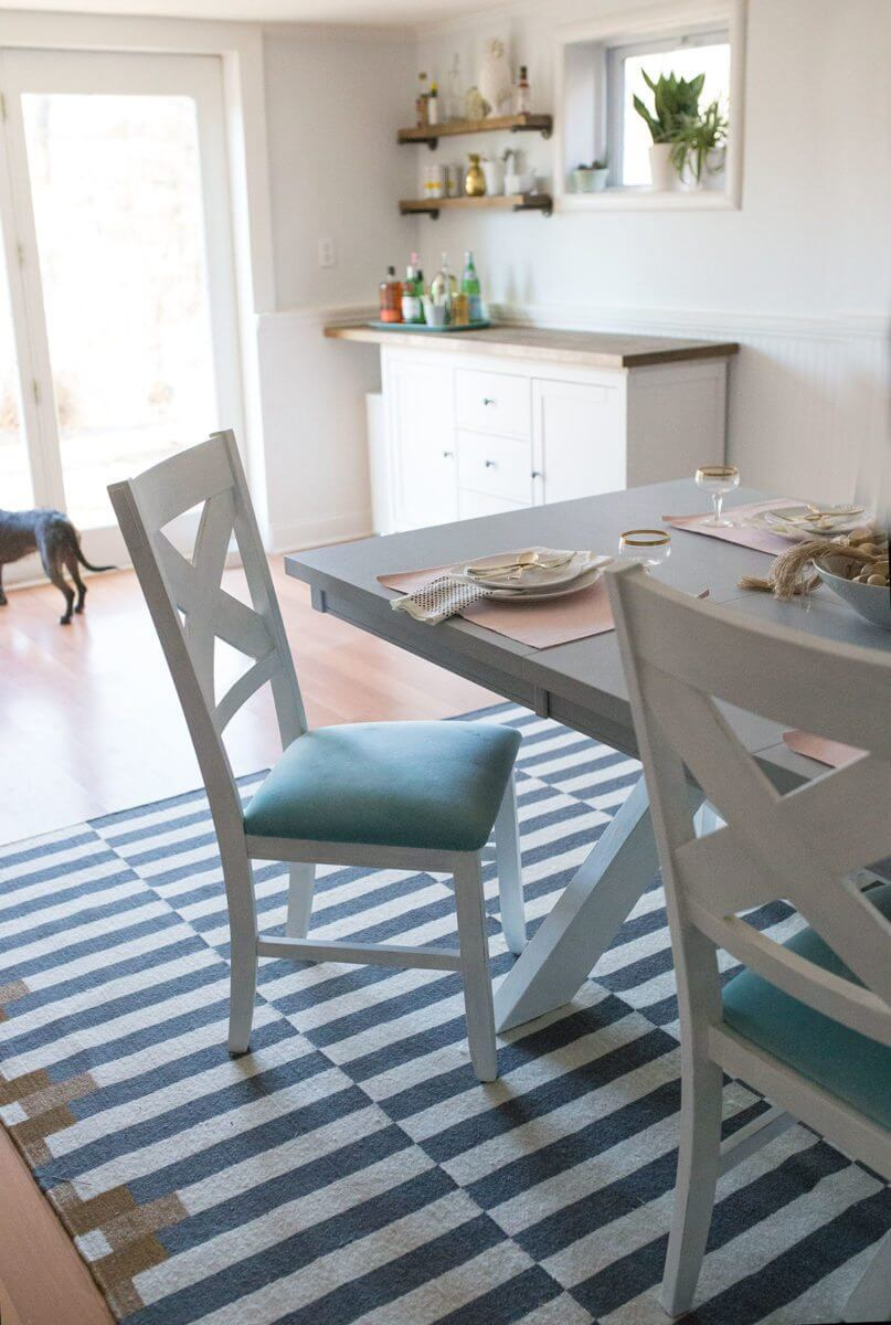 Classic Chalk Paint Dining Room Chair