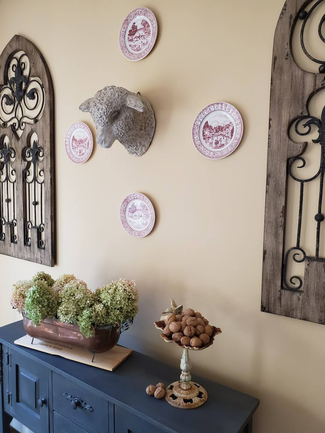 Rustic Old World Charm Home Decor