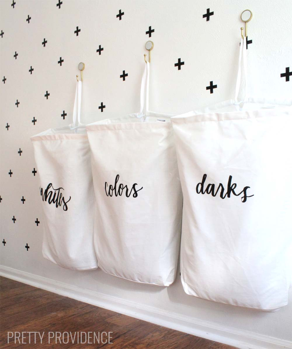 Hanging Wall Bags for the Crazy Bag Lady