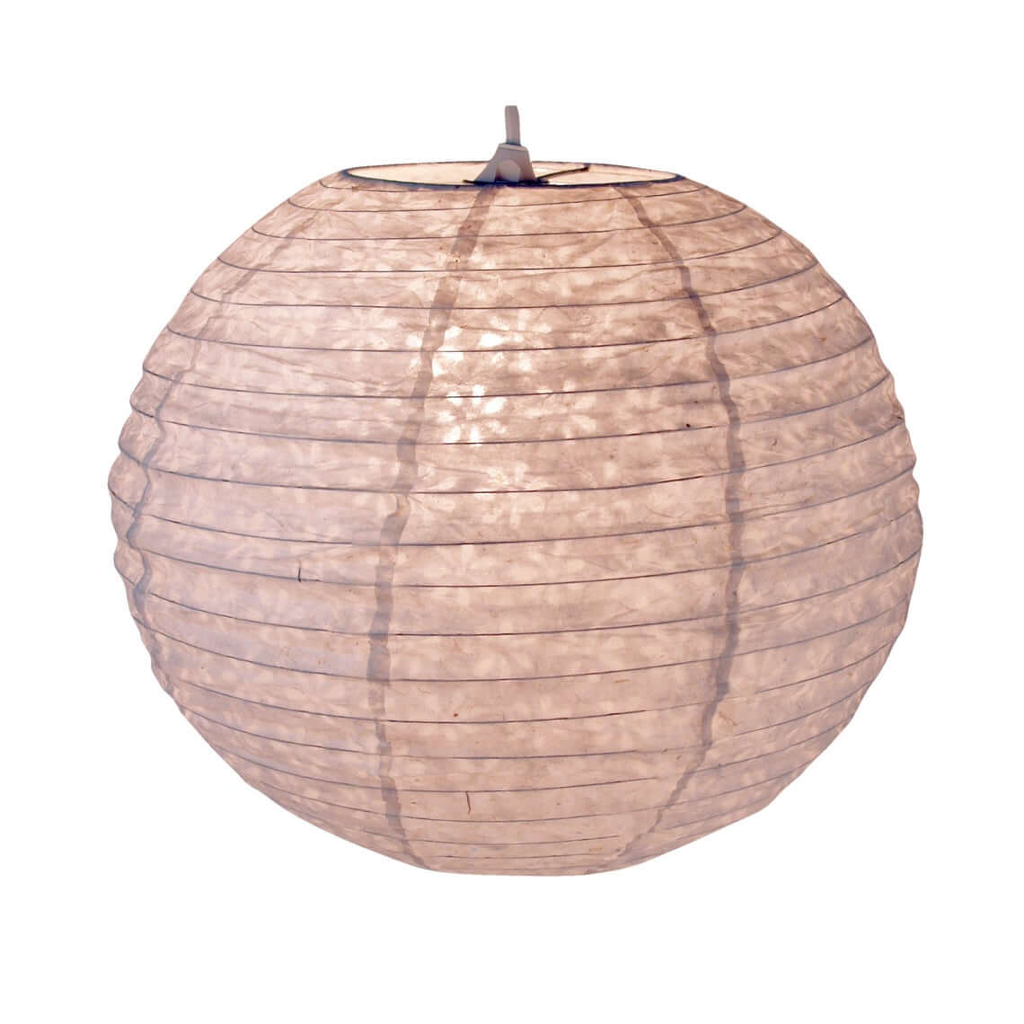 Luxury Lokta Paper Hanging Lamp Shade