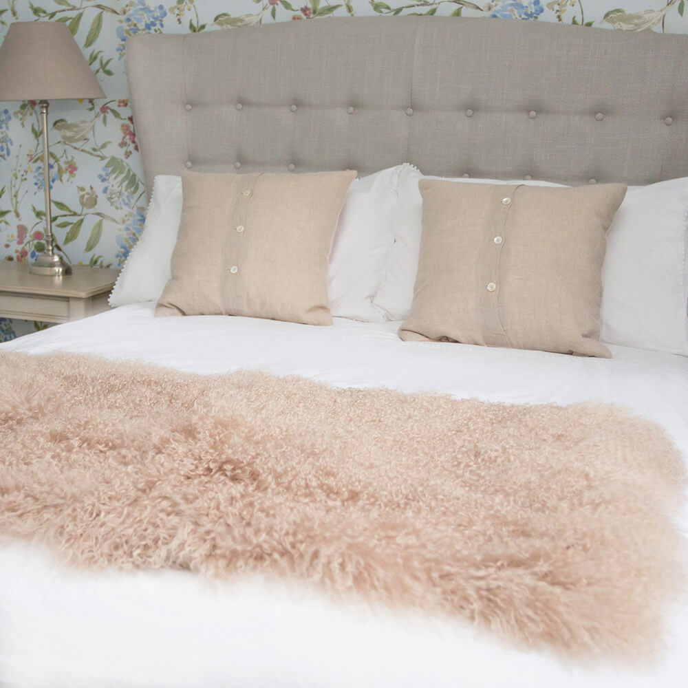 Warm and Cozy Luxurious Rug