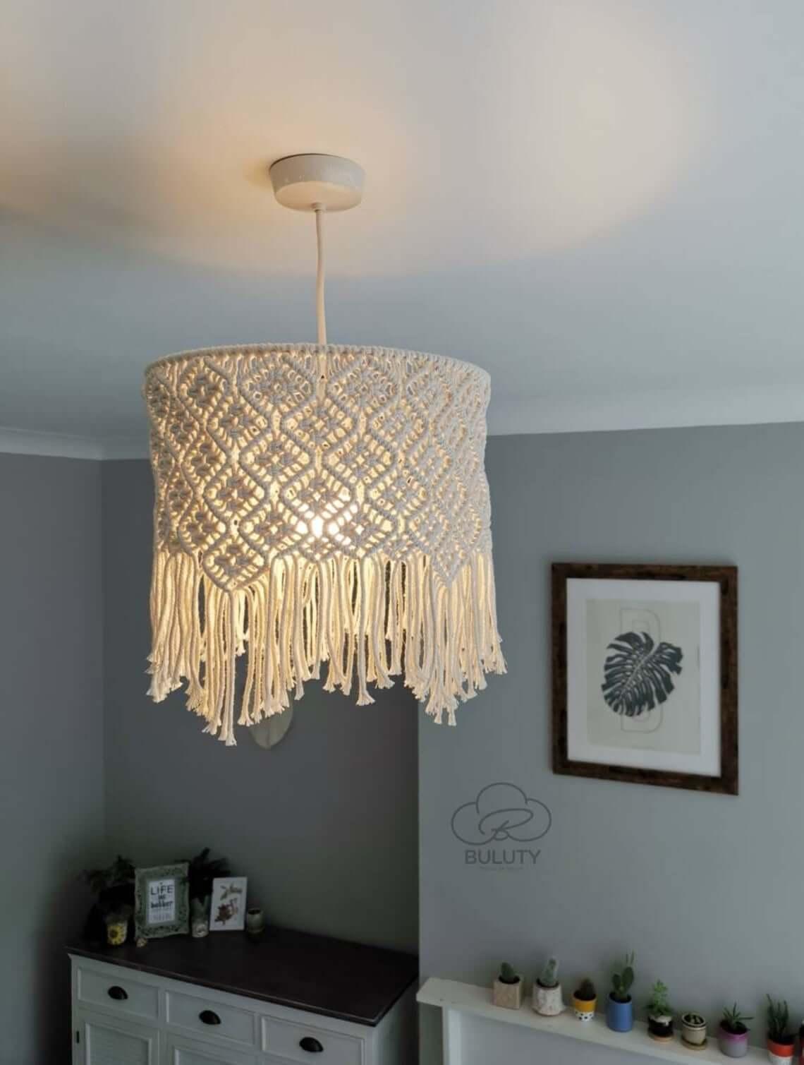 Modern Bohemian Ceiling Lamp Shade