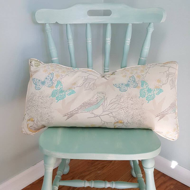 Relaxing Coastal Farmhouse Styled Chair