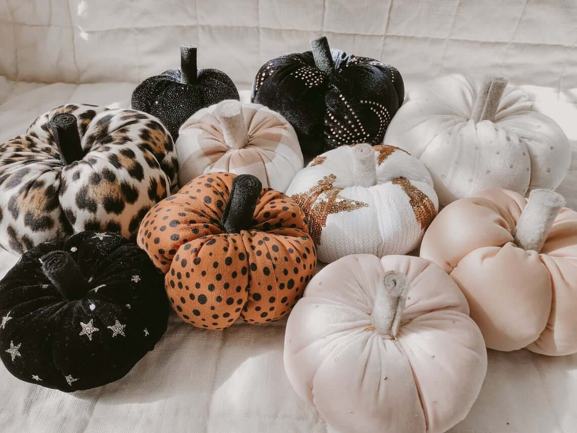 Pumpkins in the Palm of Your Hand
