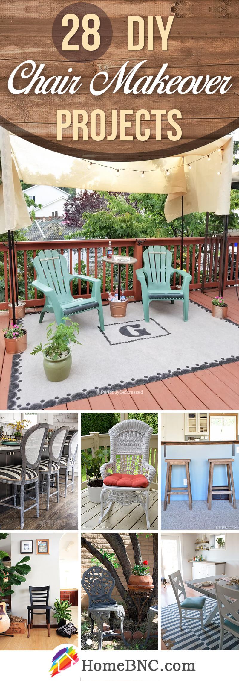 Best DIY Chair Makeover Ideas