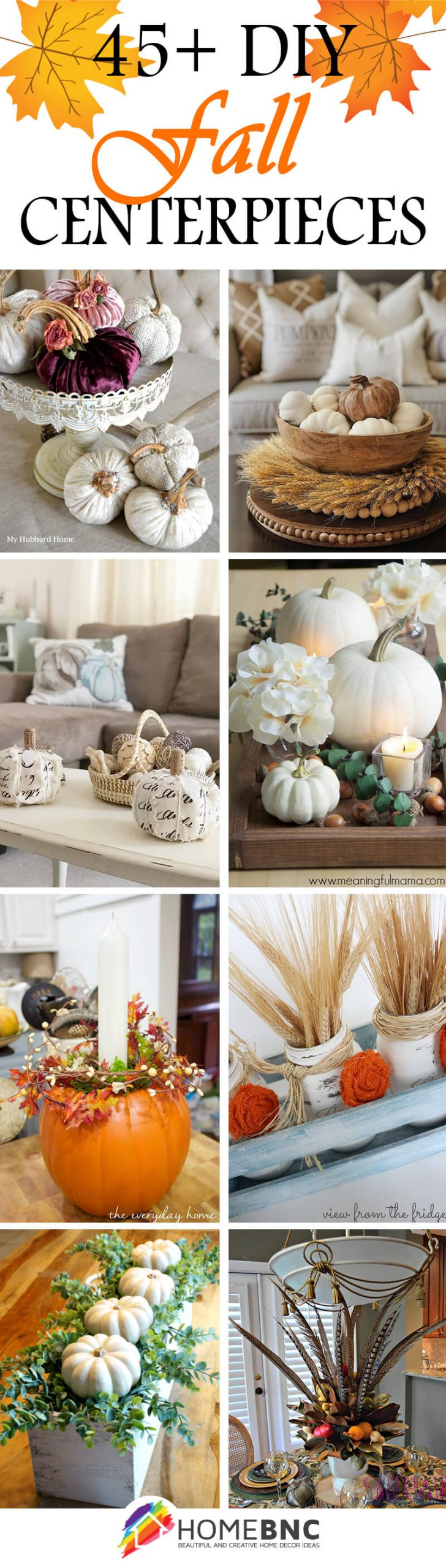 45 Best Diy Fall Centerpiece Ideas And Decorations For 2021