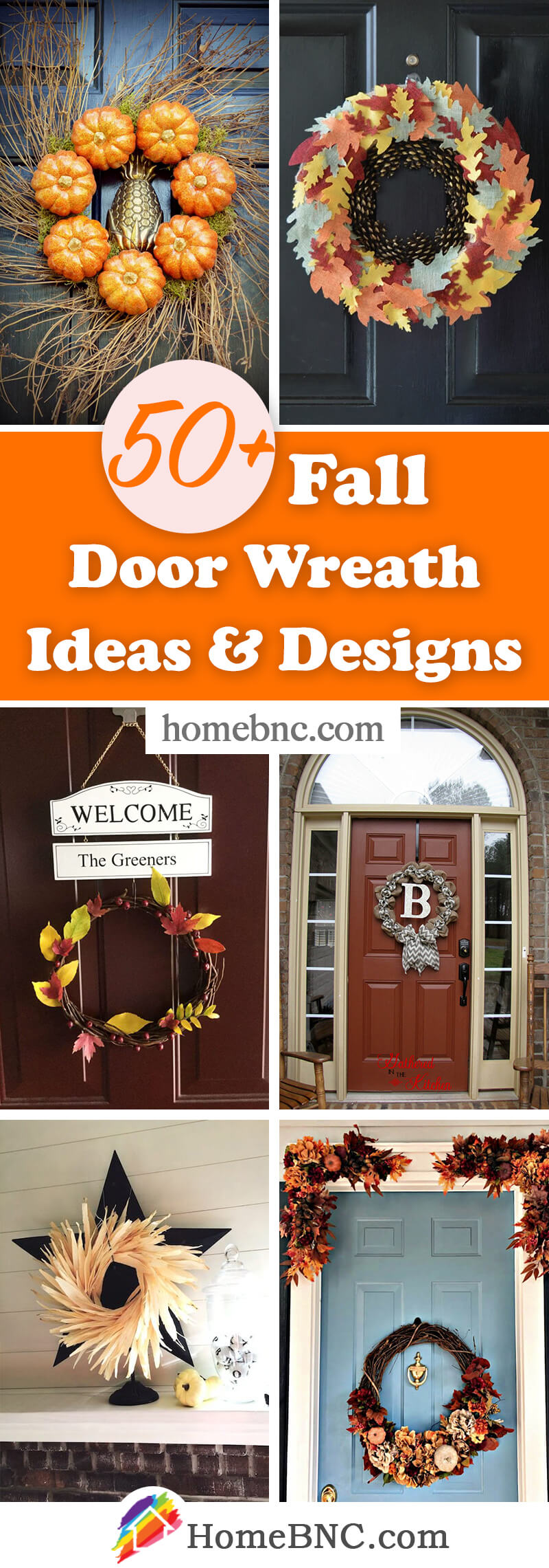 50 Best Fall Door Wreath Ideas And Designs For 2021