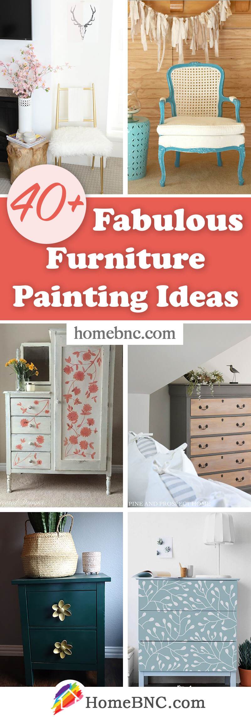Furniture Painting Projects