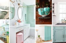Mint Green Home Decorations