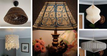 Unique Lamp Shade Ideas