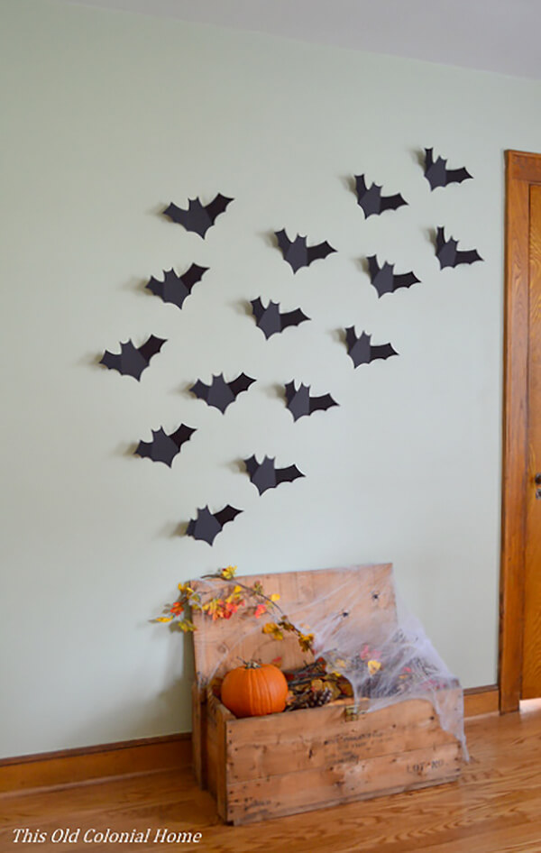Seasonal Chest and Flying Bats