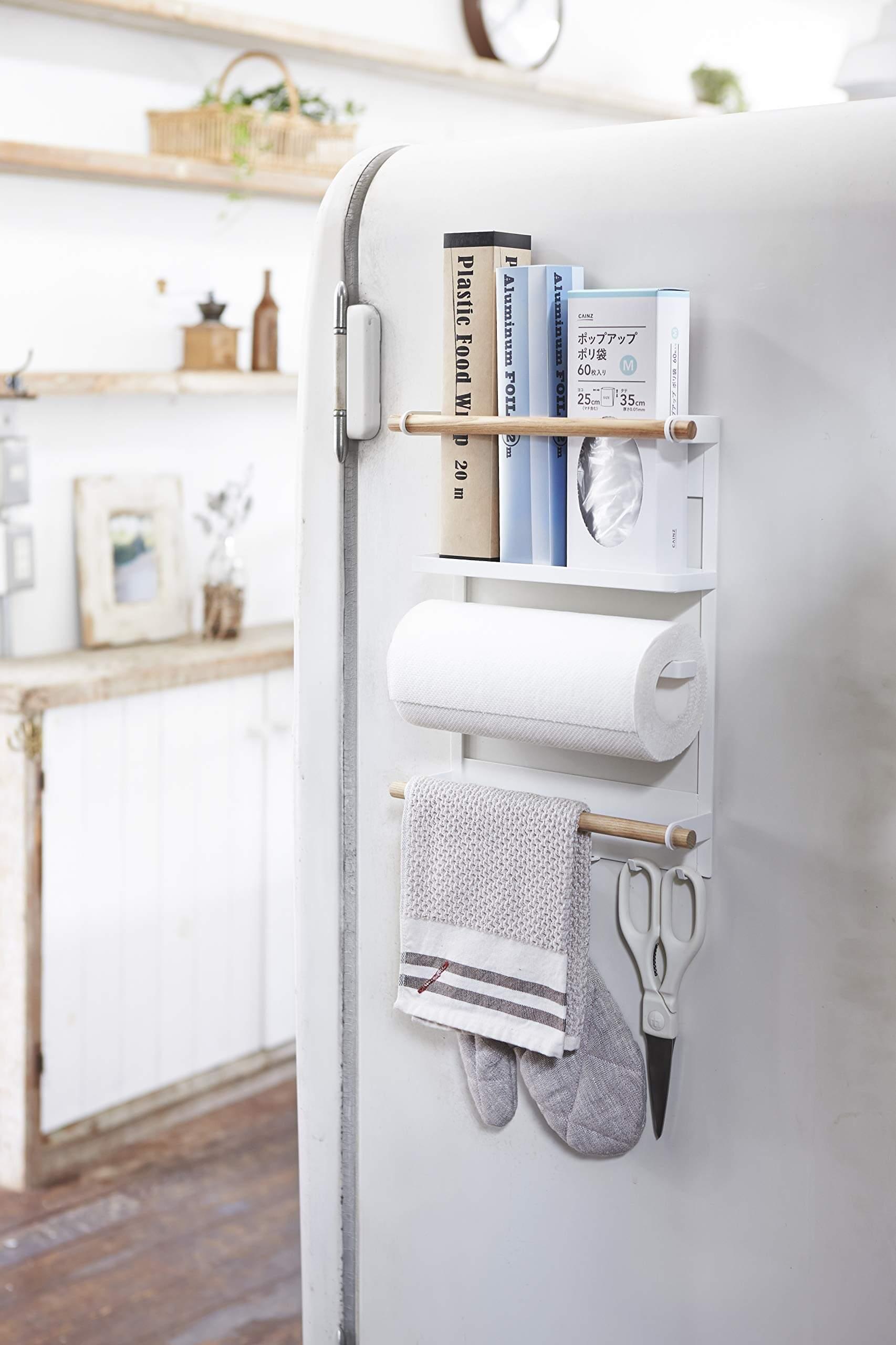 Hanging Multi-Purpose Magnetic Wall Organizer