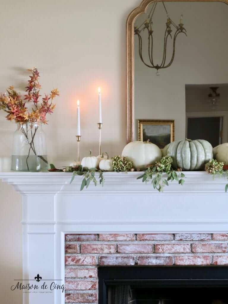 Traditionally Elegant Fall Home Decor Inspiration